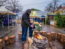 Slechte weer speelt Foodstoet Bergen op Zoom parten