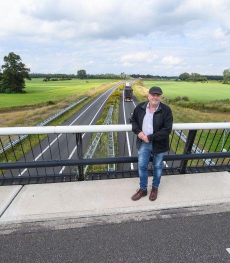 Oplossing gezocht voor verkeer door Eibergen: 'Kijk naar nieuwe op- en afrit N18 westelijk van het dorp'