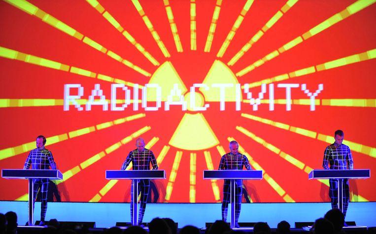 De elektronische muziek van Kraftwerk lag mee aan de basis van heel wat genres. Beeld reuters