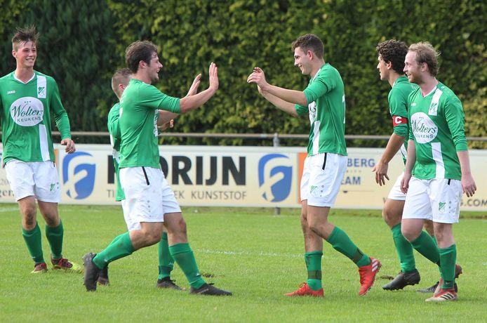 EGVV wil vanaf komend seizoen juichen op zaterdagmiddag.