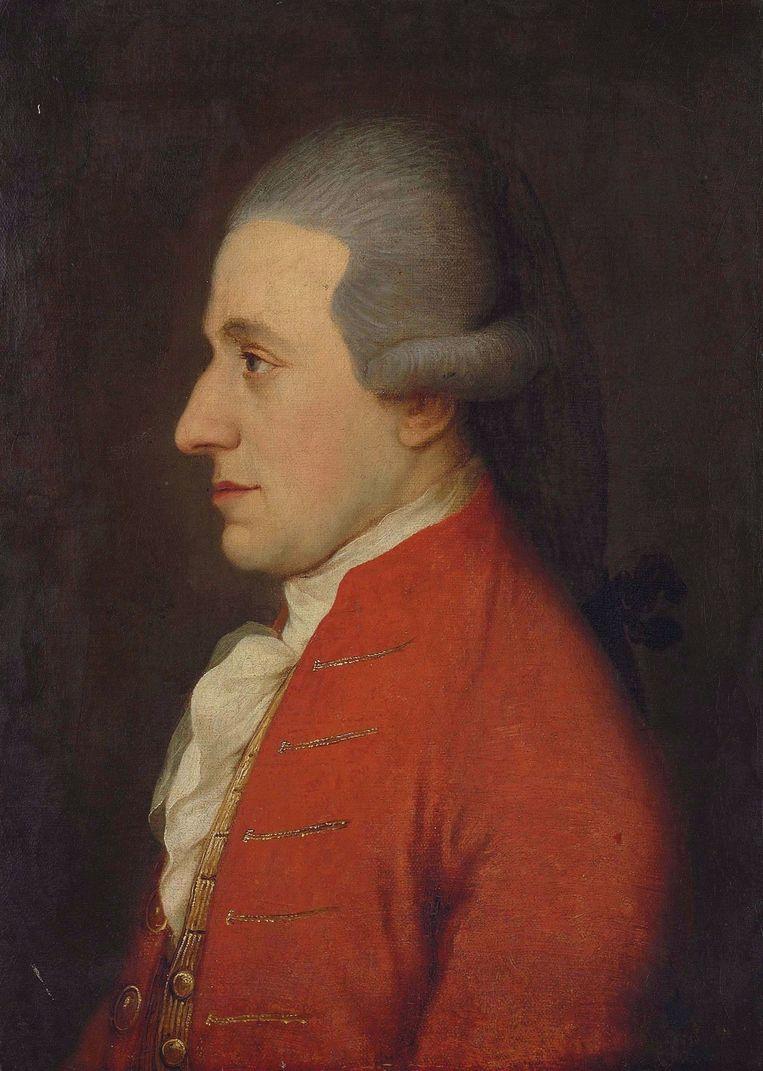 Wolfgang Amadeus Mozart Beeld anp