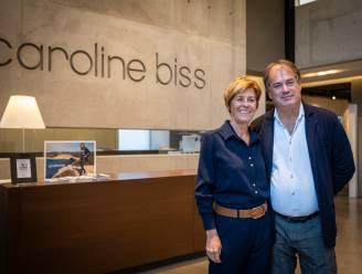 """Van productie van """"dameskleedjes"""" tot toonaangevend modebedrijf met eigen collectie in meer dan 300 boetieks: Caroline Biss krijgt bezoek van staatssecretaris Eva De Bleeker"""