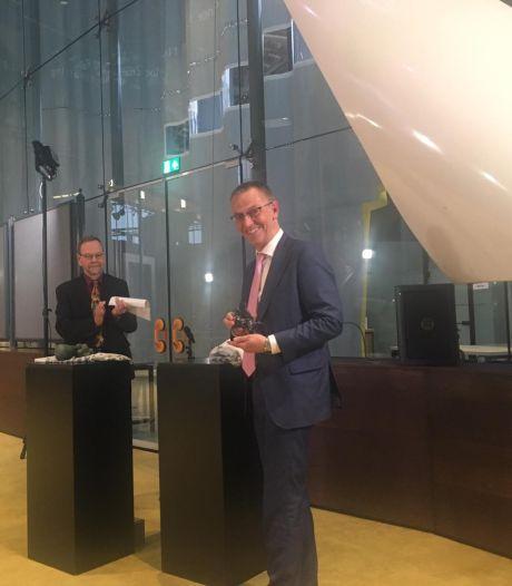 Onderscheiding Hertog Jan voor Chris van Koppen