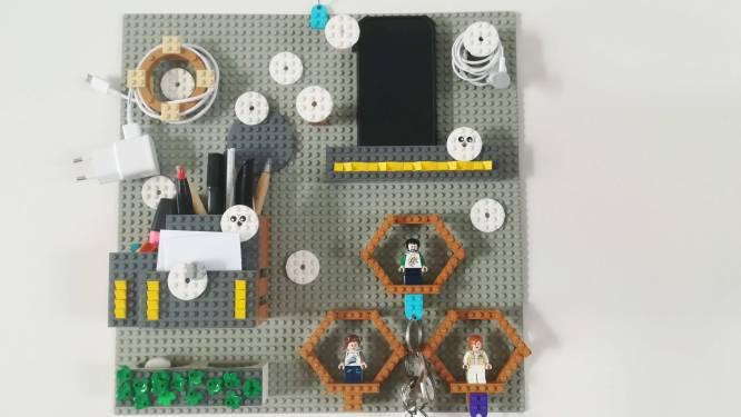 LEGOMASTERS at home: bouw je eigen organizer