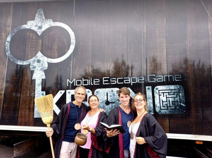 Krono Escape Game