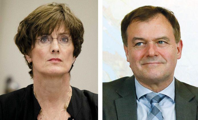 Het OM erkende eerder dat de liefdesrelatie tussen Marianne Bloos en Marc van Nimwegen intern bekend had moeten worden gemaakt