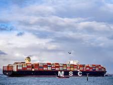 Gemist? Minder batterijen na geblokkeerd Suezkanaal en Ronald Tol van Leefbaar Rotterdam overleden
