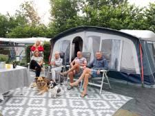Nederlanders weten de campings op Voorne en Goeree te vinden: 'Waarom naar Spanje als het hier goed is?'