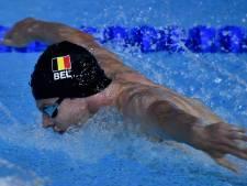 Record de Belgique du 100m papillon pour Louis Croenen