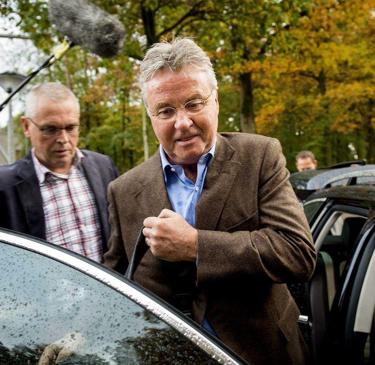 Bondscoach Guus Hiddink. Beeld anp