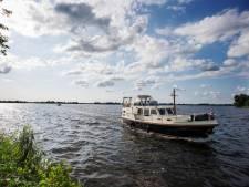 Zoveel ongelukken met schepen zijn er afgelopen jaar geweest in het Groene Hart