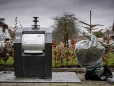 Storing treft ondergronds afvalsysteem in Almere