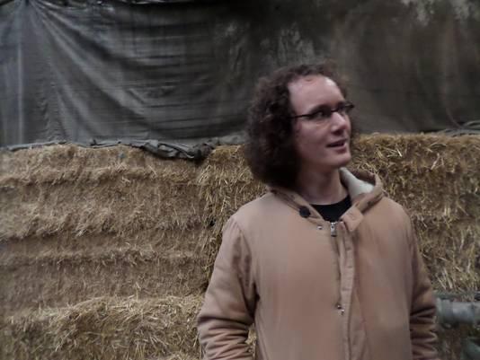 Regisseur en theatermaker Erik Goetjaer.