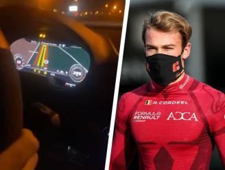 """Na de commotie rond Belgisch racetalent (18) dat met 300 km/u over E17 scheurde: """"Amaury zat niet achter stuur"""""""