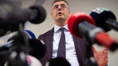 """Joachim Coens (CD&V): """"Staat moet geen aandeelhouder worden van Brussels Airlines"""""""