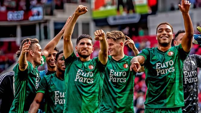 Hecht collectief Feyenoord maakt met knock-out tegen PSV iets los in Rotterdam