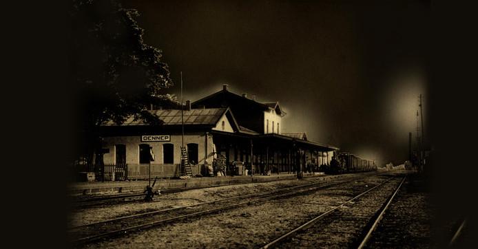 Station Gennep.