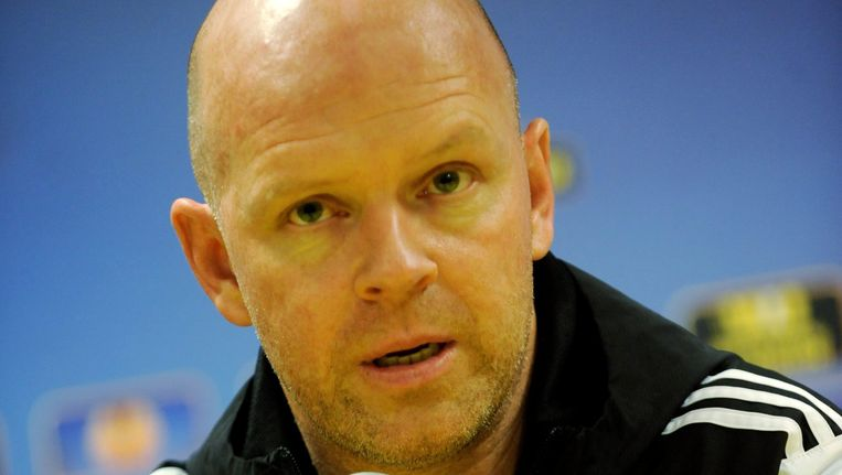 Legia-coach Henning Berg Beeld epa