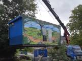 Buurttuin Berghkwartier Oss maakt plaats voor nieuwbouw