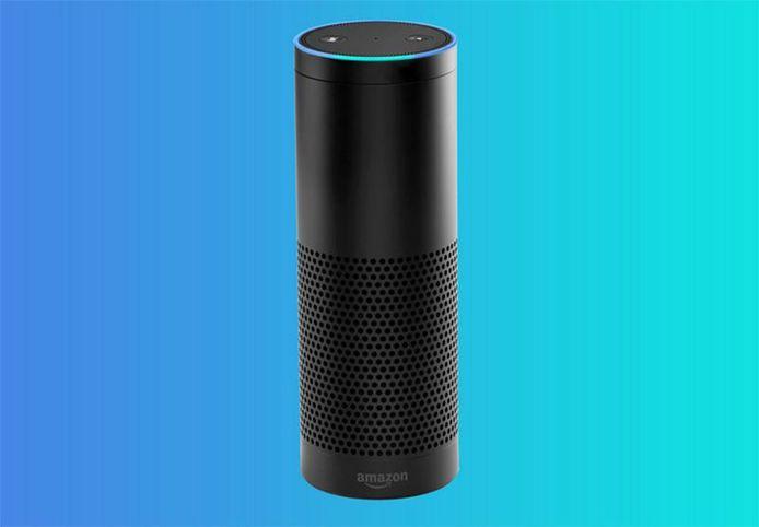 De Amazon Echo