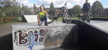 Skatepark Zevenbergen 'te gevaarlijk'