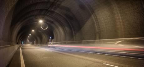 IJdele hoop op  tolvrije tunnel