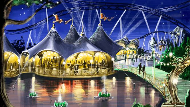 "Plopsaland wordt duurder, maar belooft straffe attractie: ""Onze Tomorrowland-spinningcoaster is uniek"""