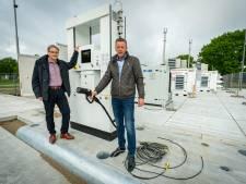 Groener kan het bijna niet: dit is in de regio Utrecht (voorlopig nog) dé plek om waterstof te tanken