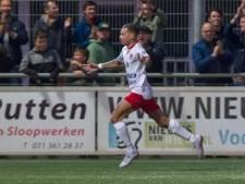 Sparta haalt spits Noordwijk na bekerverlies