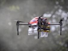 Drones bewaken veiligheid tijdens Twente Rally