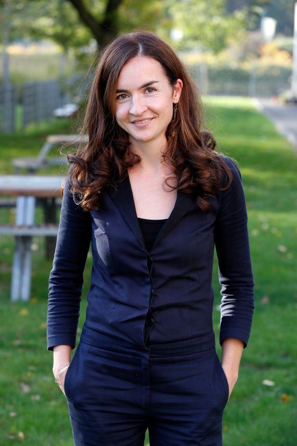 Tv-maakster Tess Uytterhoeven mocht voor de reeks anderhalf jaar filmen in vier gevangenissen.