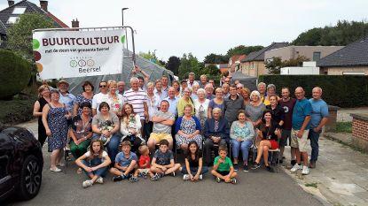 Bewoners van de Reiberg en omgeving vieren feest tijdens achtste buurtfeest