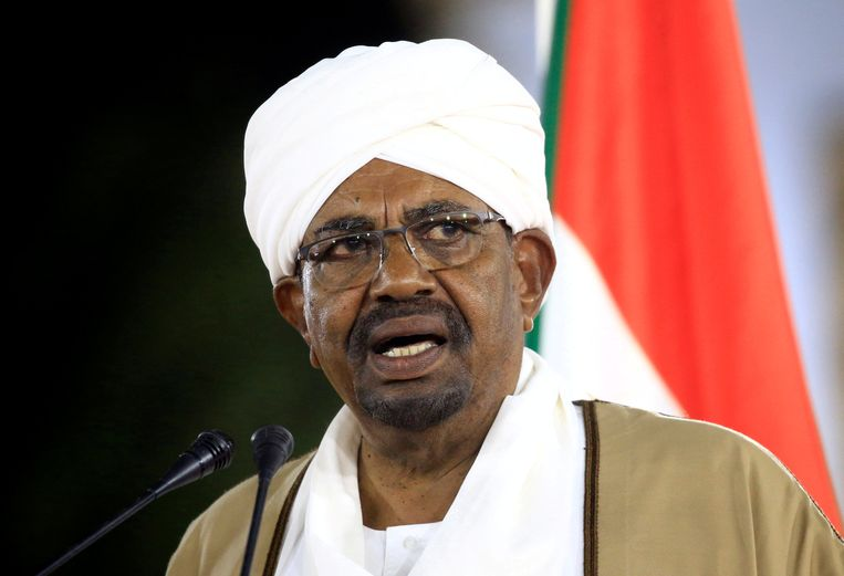 Omar al-Bashir Beeld REUTERS
