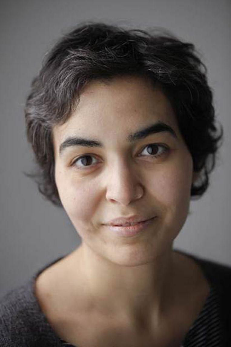 Nadia Fadil. Beeld rv
