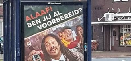 Jawel, er hangen weer eens Alaaf'en in Oeteldonk: 'We hadden ze nog gewaarschuwd'