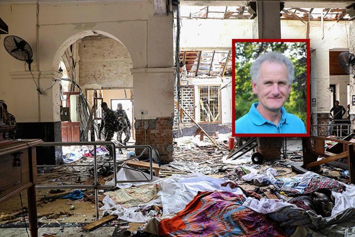 Jan van der Steen is voorzitter van de Stichting Kansarmen Sri Lanka.