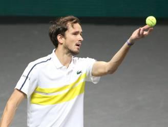 Mijlpaal op de ATP-ranking: Medvedev nestelt zich op plaats twee en doorbreekt dominantie van 'Grote Vier'