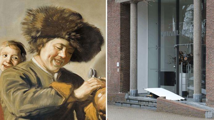 De 58-jarige man uit Baarn die is aangehouden voor het stelen van schilderijen van Van Gogh en Frans Hals blijft langer vastzitten. De werken werden vorig jaar gestolen uit Museum Hofje van Mevrouw Aerden en Singer Laren.