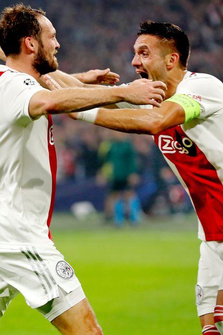 Stelling   Ajax kan dit seizoen de Champions League winnen