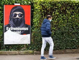 Zwitserland houdt zondag referendum over 'boerkaverbod'