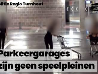 """Politie roept jongeren op weg te blijven uit parkeergarages: """"Dat zijn geen speelpleinen"""""""