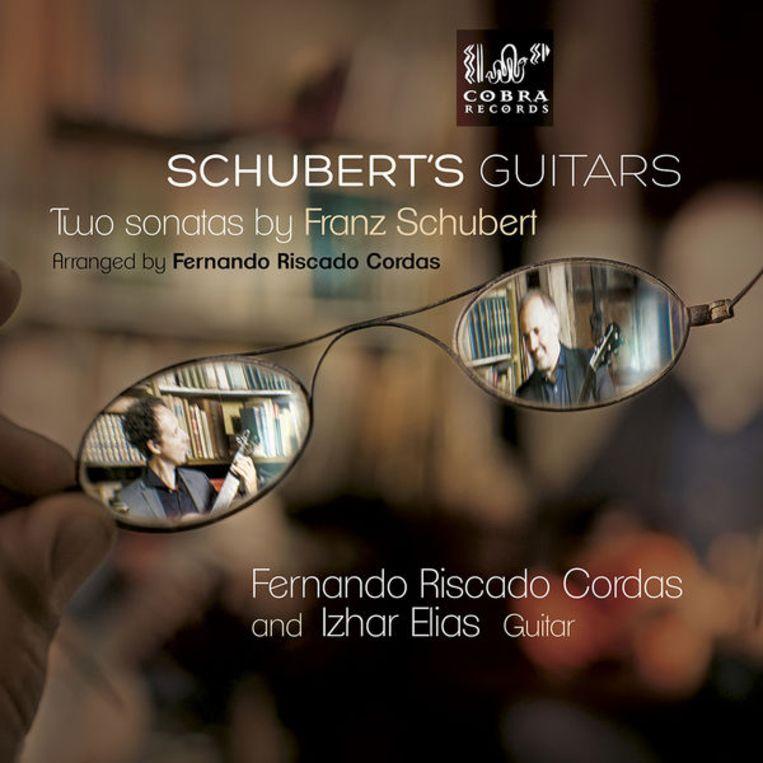 Fernando Riscado Cordas & Izhar Elias. Beeld