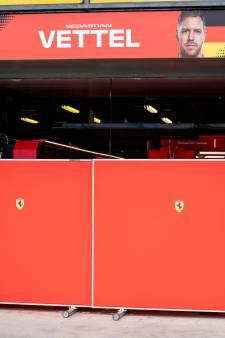 Ferrari sluit deuren fabriek in Maranello