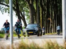 Zorgen om veiligheid scholieren die langs nieuw bedrijventerrein fietsen: 'Nieuwe uitrit niet veilig'