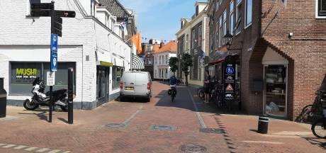 Camera's betrappen automobilisten in voetgangersgebied Harderwijk