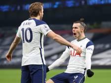 Kane en Bale helpen Spurs aan ruime zege op Crystal Palace