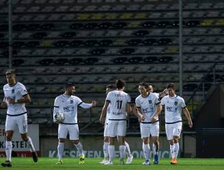 """Dante Vanzeir en Union blijven op toerental: """"We hielden een peptalk tijdens de rust en na de match"""""""