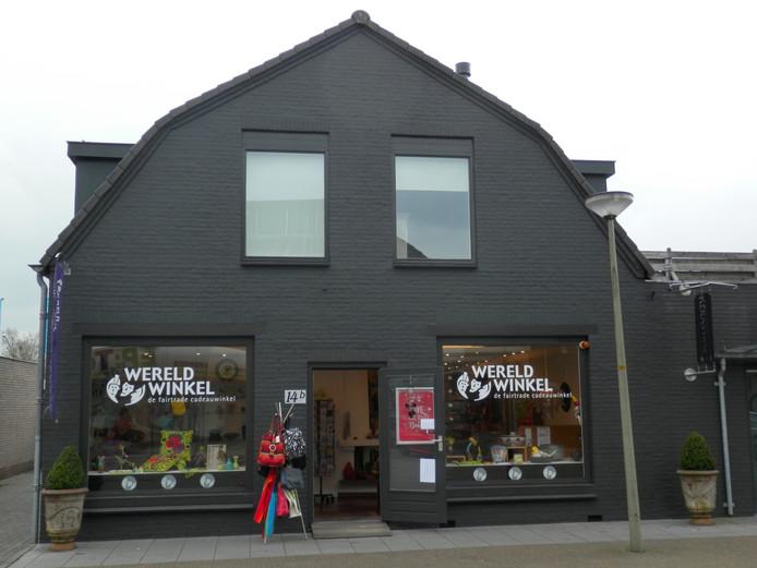 Wereldwinkel in Vaassen.