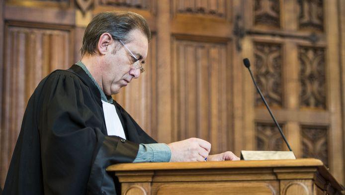 Vincent Sauvage, avocat des parties civiles.