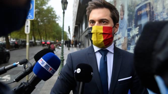 Bouchez refuse de revoir le régime fiscal favorable du football professionnel